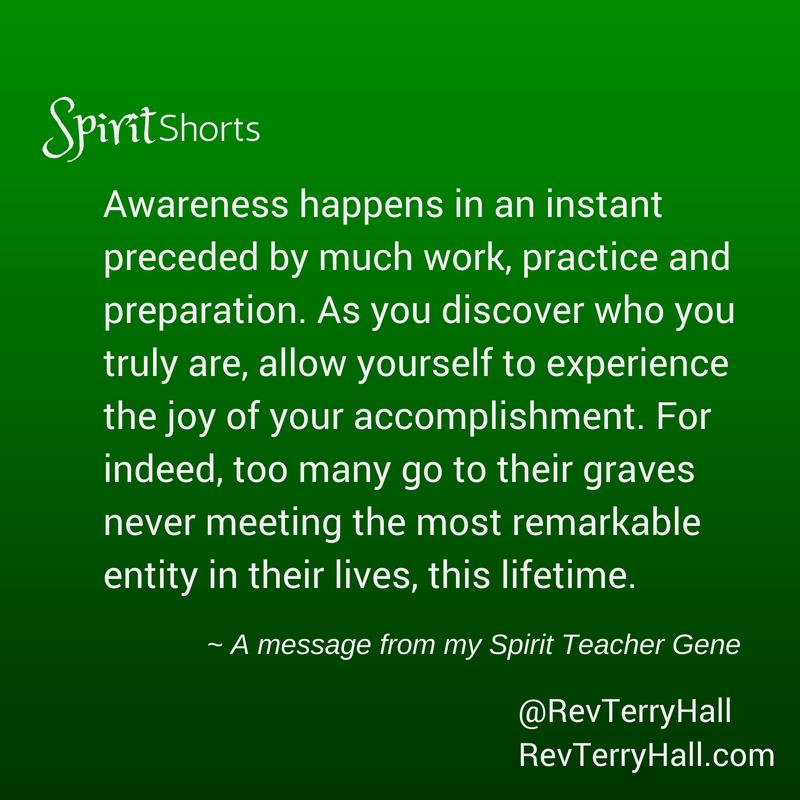 spiritual quotes of self awarness