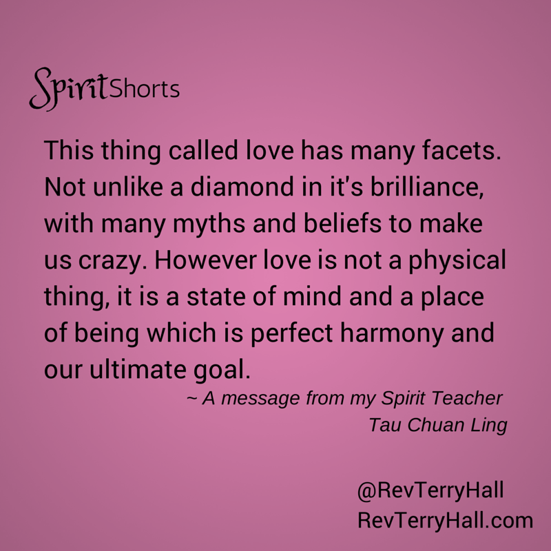 spiritual quote about love