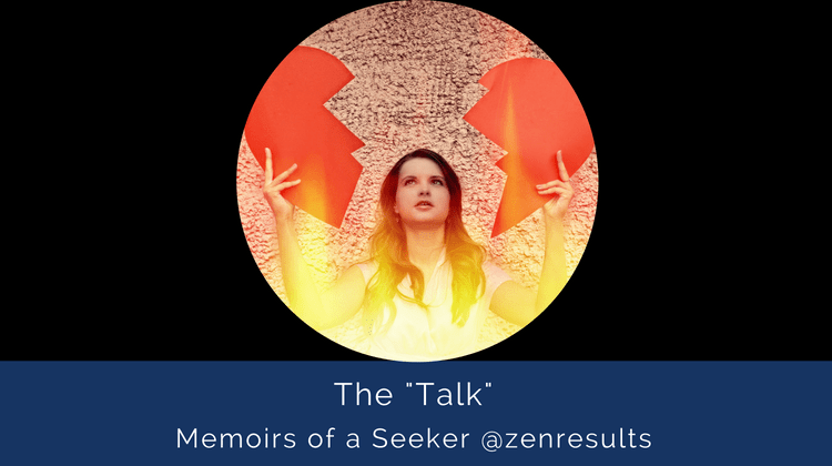 joie has the talk - memiors of a seeker by ts hall the stoic medium