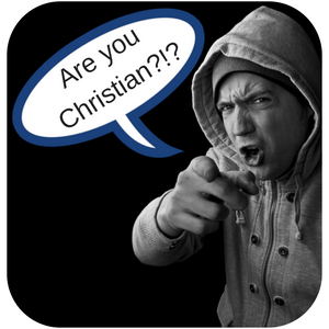 are you christian - christianity vs spirituality