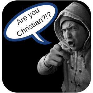 are you christian - christianity vs spirituality