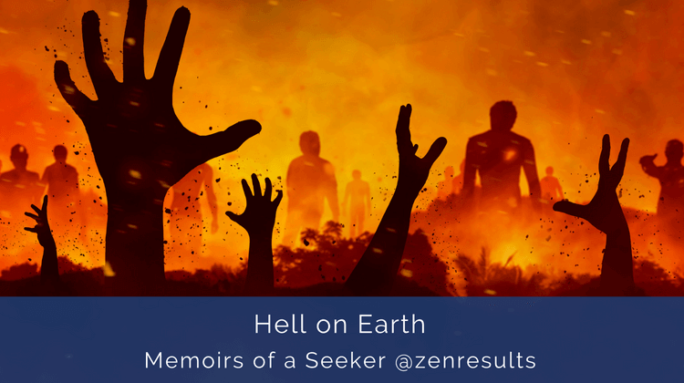 memoirs of a seeker hell on earth by ts hall the stoic medium
